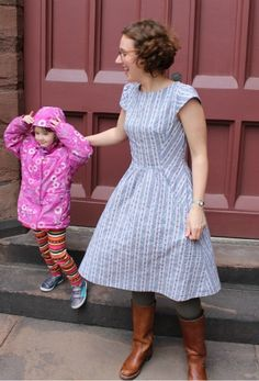 """The """"Flag"""" Dress 