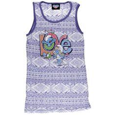 Smurfs - Love Ladies Tank Top $30.00