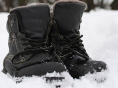 Winterproof boots and shoes