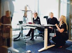 Jil Sander gestaltet die Welt am Sonntag