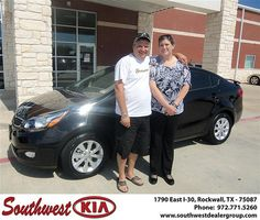 Congratulations to James Bates on the 2013 #KIA #Rio