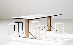 Kaari Collection by Ronan & Erwan Bouroullec for Artek | http://www.yellowtrace.com.au/stockholm-furniture-fair-2015/