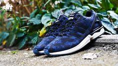 Der adidas Originals X ITALIA INDEPENDENT ZX Flux von Lapo Elkann. http://www.soulfoot.de/de/Sneaker/ZX-Flux,50,B32739.html #adidas #zxflux #italiaindependent #sneaker #soulfoot #slft