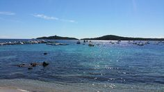 Temps magnifique aujourd'hui à Pinarello... Belle journée à tous!