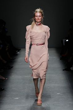 Vivienne Westwood Red Label Spring 2016 Collection