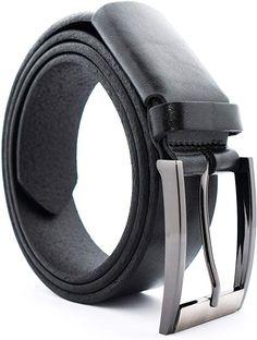 Schönes Leder und stabile Schnalle  Bekleidung, Herren, Accessoires, Gürtel Belt, Accessories, Fashion, Black Man, Clothing, Belts, Moda, Fashion Styles, Fasion