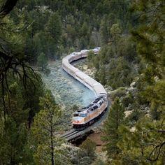 America's Most Romantic Train Trips | Travel + Leisure