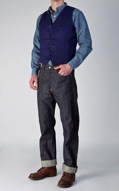 Levi's® Vintage Clothing 1922 501 Jeans Rigid 9oz