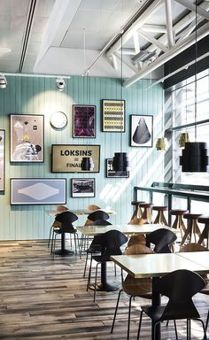 Take a look at these restaurants  #delightfull #uniquelamps #DiningRoomInteriorDesign #DiningRoomLighting #DiningRoomChandeliers #ModernChandeliers #ModernHomeLighting #FloorLamps #TableLamps #CeilingLights #WallLights #DesignerLighting