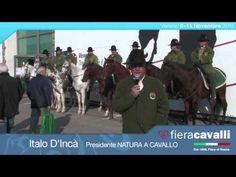 Intervista a Italo D'Incà, Presidente Natura a Cavallo #fieracavalli