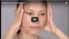 You want a pretty face and younger look? Just try this Japanese Tanaka massage, and you will look younger in a very short period of time. If you want the optimum effects of this massage[. Facial Yoga, Facial Massage, Japanese Face Massage, Face Yoga Exercises, Natural Beauty Recipes, Essential Oils For Skin, Self Massage, Gym Workout Tips, Les Rides