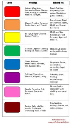 What is the color of your Logo?