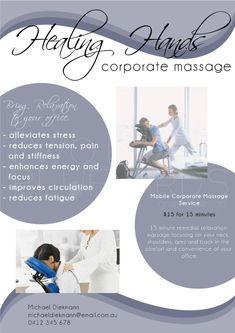 Massage Business Flyer