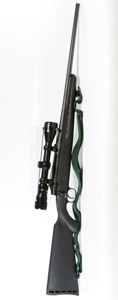 Hunting Rifles: Lot 364 - Savage Edge Rifle with Scope (Serial Magazine fed bolt action rifle with Bushnell scope, sling and Doskosport hard case. Hunting Rifles, Deer Hunting, Bushnell Scope, Savage Rifles, Reloading Ammo, Tactical Shotgun, Bolt Action Rifle, Firearms, Shotguns