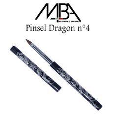 Pinceaux Dragon MBA n 4 Beauty Shop, Dragon, Nails, Motion Sickness, Brush Pen, Finger Nails, Ongles, Dragons, Nail