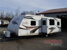 Used 2011 Keystone RV Passport 2850RL Grand Touring Travel Trailer at General RV | White Lake, MI | #135996