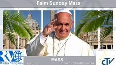 09.04.2017 Celebração do Domingo de Ramos e da Paixão do Senhor