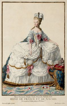 Marie Antoinette Queen of France and Navarre