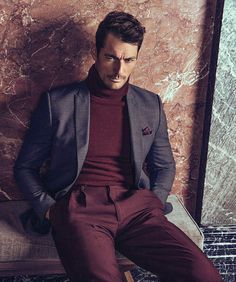 David Gandy in GQ Mexico October 2016 photo: Richard Ramos  Art Direction: Alphonso Parra & Fernando Carrillo  Style:Lorna McGee Grooming: Larry King