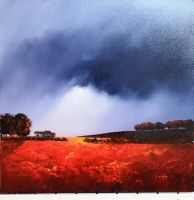 Barry Hilton, an expert with landscapes and clouds. Just stunning.