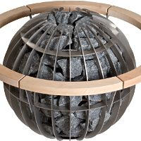 Globe Каменка для саун средних размеров http://33sv.ru/pechi/harvia-e.php