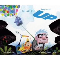 Disney Art of Up Book | Disney StoreArt of Up Book - Showcasing the fine artwork of the film's designers, storyboard artists, modelers and conceptual artists, <i>The Art of Up</i> reveals the sky-high creativity behind this whimsical, heartwarming story.