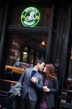 Snap by BOM : 뉴욕 스냅 촬영/ 허니문 스냅 사진 - 그리니치 빌리지 + 소호