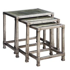 Uttermost - Keanna, Nesting Tables, S/3