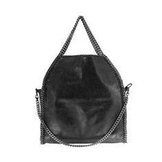 Surano Genuine Leather Tote Bag in Black 3cd18ea593e7e