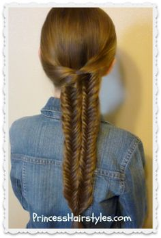 Princess Hairstyles | Braids and Hair Style tutorials on Bloglovin #prom hairstyles