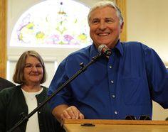 Merle y Pat Butler fueron los ganadores de la MegaMillones por 656 millones de dolares