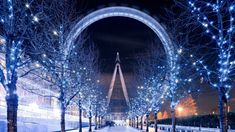 London Eye Ferris Wheel London Winter Beautiful hd wallpaper by BillGate Eyes Wallpaper, World Wallpaper, City Wallpaper, 1920x1200 Wallpaper, Amazing Wallpaper, Wallpaper Desktop, Nature Wallpaper, Hyde Park, Oslo