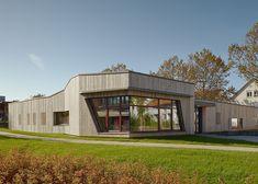 Nursery in Heilbroon (Germany) - por Mattes Sekiguchi Partner Architekten