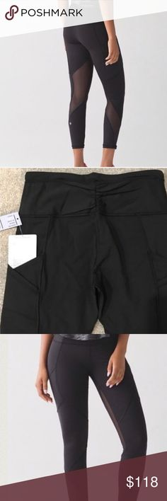 Lululemon Outrun Tight  NWT/10 BLACK Lululemon Outrun Tight  NWT/10 BLACK.  ✅ALWAYS OPEN TO OFFERS-unless marked firm on price ✅OFFERS SHOULD BE MADE THROUGH POSH OFFER FEATURE ✅PRICES NOT DISCUSSED IN COMMENTS  ✅FEEL FREE TO ASK ANY QUESTIONS  ✅Photos from the Internet could vary slightly from the item that is being shipped  ❎NO TRADES lululemon athletica Pants