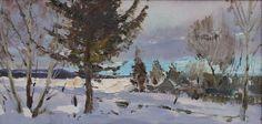 Perły dla miłośników sztuki! Współczesne malarstwo najlepszych twórców białoruskich.