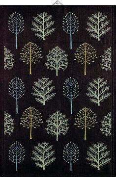 Drift Living - Winter Tree Towel (http://driftliving.co.uk/winter-tree-towel/)