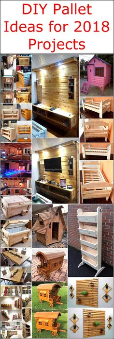 Let's welcome the new happiness, new joys and new dreams to your home with these awesome wooden pallet ideas. Let's begin the new year celebrations in an attractive way by decorated your home with new and fabulous wooden product. Here we are presenting few stunning, and stylish DIY pallets project for the renovation of your home.
