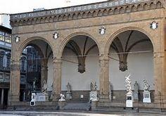 Image result for Loggia Dei Lanzi Florence