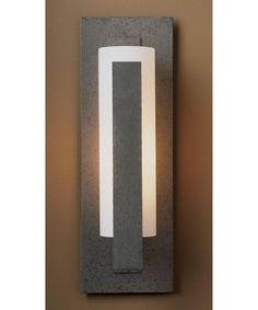 Hubbardton Forge 217185 Vertical Bar 5 Inch Wall Sconce