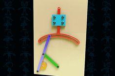 Intermittent Bars Mechanism - Parasolid,SOLIDWORKS - 3D CAD model - GrabCAD
