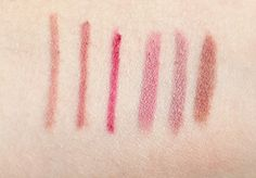 The Best Drugstore Lipliners Rimmel 100 Kisses and Exaggerate Lip Liners