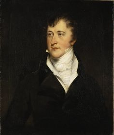 Portrait of William Spencer Cavendish, 6th Duke of Devonshire – by Sir Thomas Lawrence – c.1820-1829.