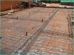Aprenda o que é e como fazer Radier na construção civil!                    Meia Colher