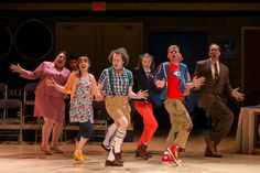 Laughing At The 25th Annual Putnam County Spelling Bee - Rosie Discovers