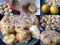 Lemon Pullapart...yum!