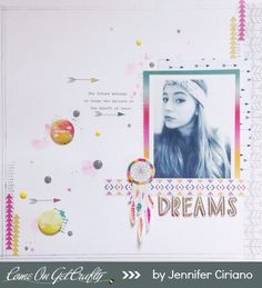 Dreams by Jenns Doodles at @Studio_Calico... from my inspiration book