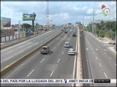 Santo Domingo Se La Pasó Ayer Con Las Calles Vacías #Video