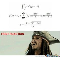 Funny Pictures, Memes, Humor & Your Daily Dose of Laughter Will Turner, I Hate Math, Johny Depp, All Meme, My Face When, Math Humor, Nerd Humor, Algebra Humor, Funny Captions
