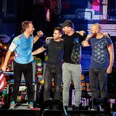 Check out the full gallery for Coldplay at @MIAFestival on Coldplaying! (150+ images)