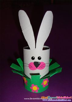 rulo ile tavşan yapalım